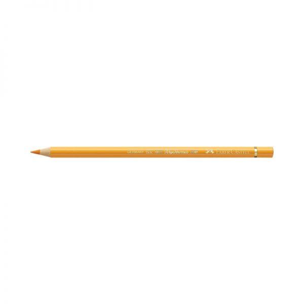 Kleurpotlood Faber-Castell Polychromos 109 donker chroomgeel