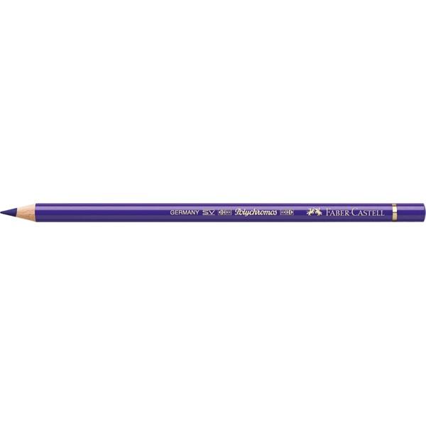 Kleurpotlood Faber-Castell Polychromos 137 blauw violet