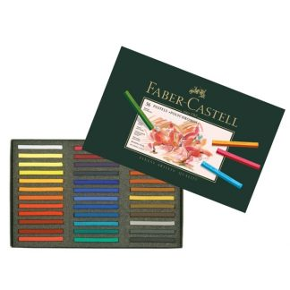 Faber-Castell Pastelkrijt 36 kleuren set