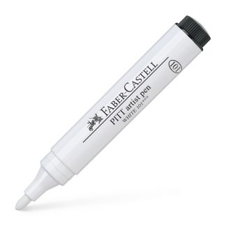Faber-Castell Pitt Artist Pen 2,5 mm Big White 101