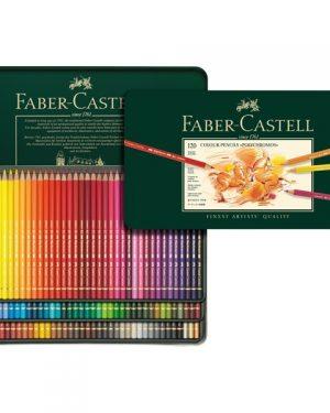 Faber-Castell Polychromos 120 Colour Pencils
