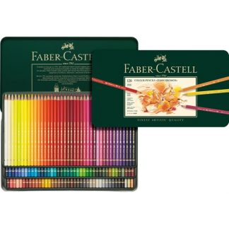 Faber-Castell Polychromos 120 Colour Pencils