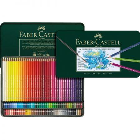 Faber-Castell Albrecht Dürer Watercolour 120 Set