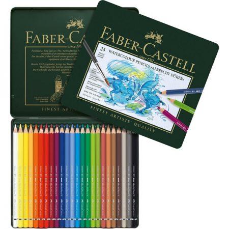 Faber-Castell Albrecht Dürer Watercolour 24 Set
