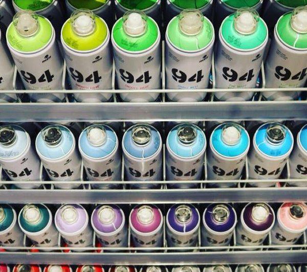 Graffiti artikelen