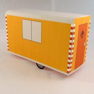 Oranje Bouwkeet