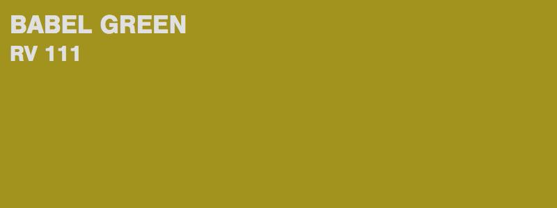 Spuitbus MTN 94 RV111 Babel Green