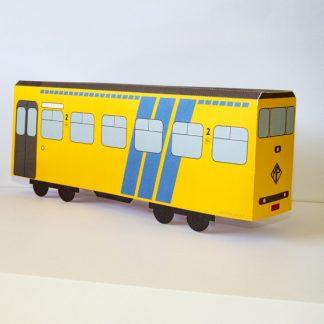 Gele Trein