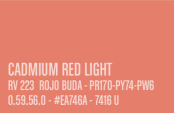 Spuitbus MTN Water based Cadmium Red Light