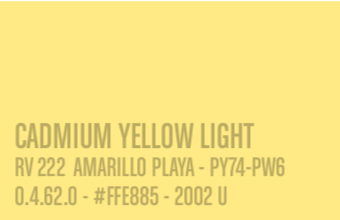 Spuitbus MTN Water based Cadmium Yellow Light