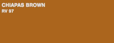 Spuitbus MTN 94 RV97 Chiapas Brown
