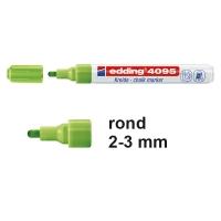 Edding krijtmarker 4095 Licht Groen