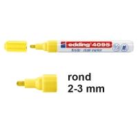 Edding krijtmarker 4095 Neon Geel