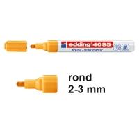 Edding krijtmarker 4095 Neon Oranje
