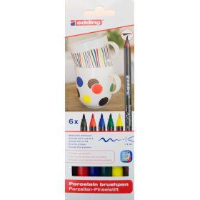 Edding 4200 Porseleinstift Set