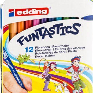 Edding Funtastic 12 Viltstiften