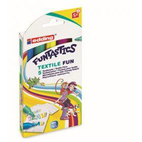 Edding Funtastic Textielstiften