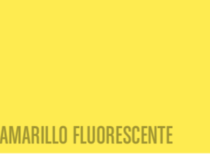 Spuitbus MTN Water Based Fluor Yellow