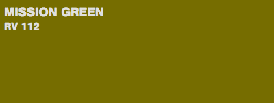 Spuitbus MTN 94 RV112 Mission Green