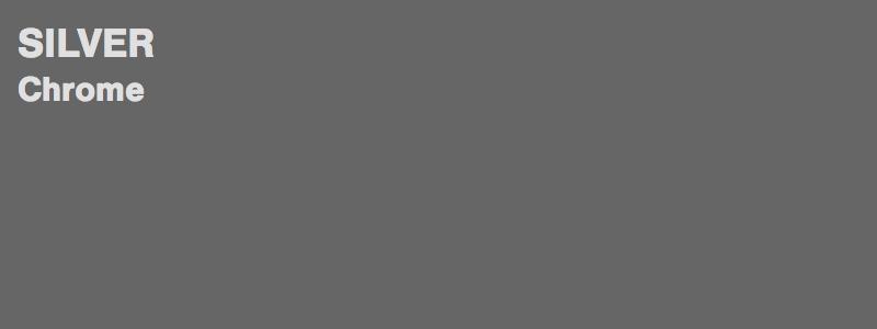 Spuitbus MTN MADMAXXX Silver / Chrome