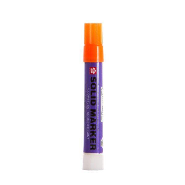 Sakura Solid Marker Fluor Orange