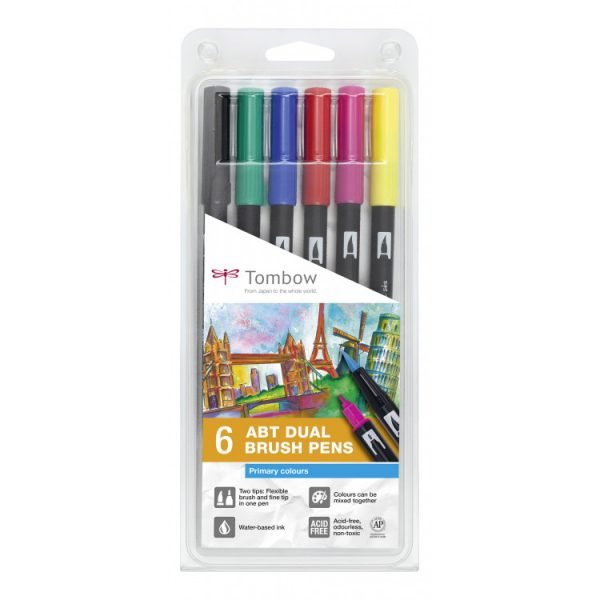 Tombow Set Primary