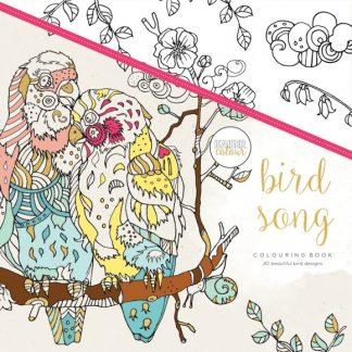 Kaisercraft Kleurboek Bird Song
