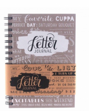 Bullet Journal Taupe