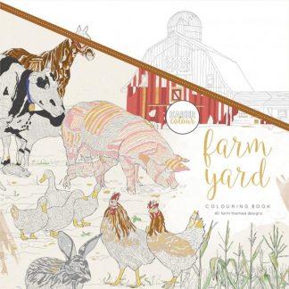 Kaisercraft Kleurboek Farm Yard
