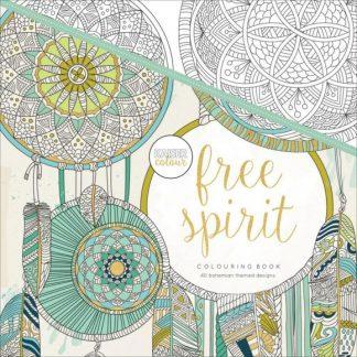 Kaisercraft Kleurboek Free Spirit