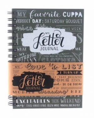 Bullet Journal Olive Green