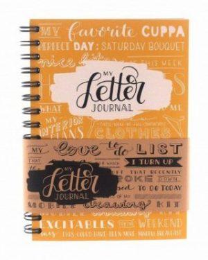 Bullet Journal Yellow