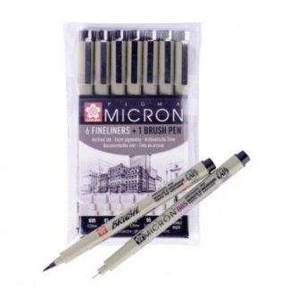Pigma Micron Set