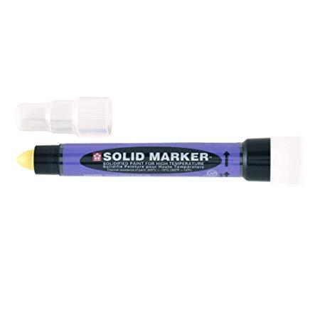 Sakura Solid Marker Slim Geel