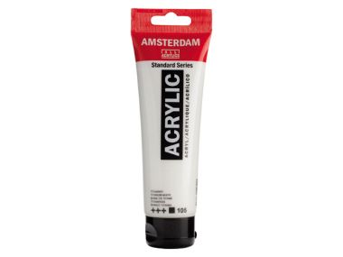 Amsterdam Acryl 105 Titaanwit 120 ml