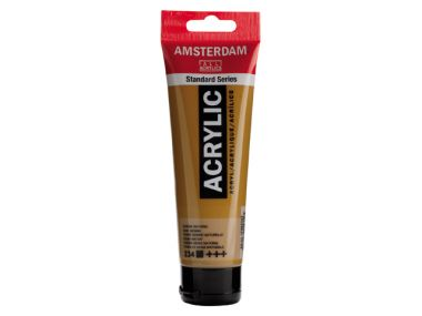 Amsterdam Acrylverf 234 Sienna Naturel 120ml