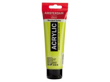 Amsterdam Acrylverf 243 Groengeel 120ml