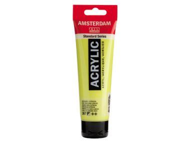 Amsterdam Acrylverf 267 Azogeel Citroen 120ml