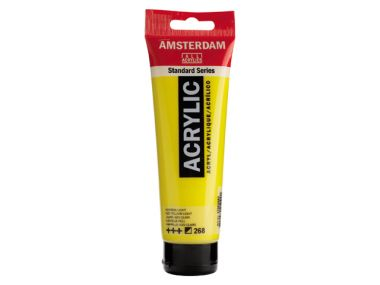 Amsterdam Acrylverf 268 Azogeel Licht 120ml