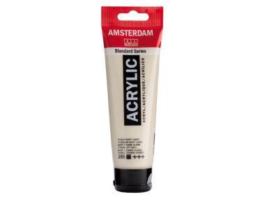 Amsterdam Acryl 289 Titaanbuff Licht 120 ml