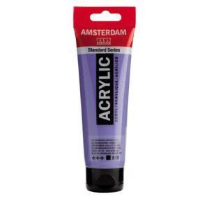 Amsterdam Acrylverf 519 Ultramarijnviolet Licht 120ml