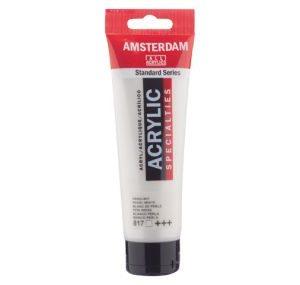 Amsterdam Acrylverf 817 Parelwit 120ml