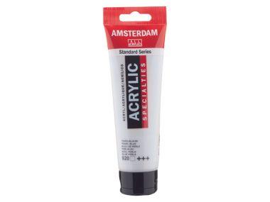 Amsterdam Acrylverf 820 Parelblauw 120ml