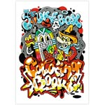 Graffiti The Jukebox Coloring Book