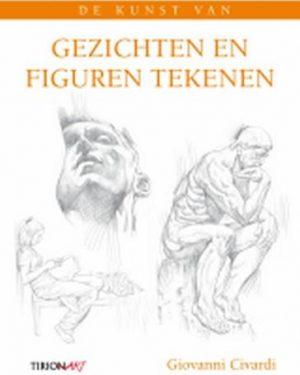 De kunst van gezichten en figuren tekenen