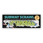 Subway Scrawl Kleurboek