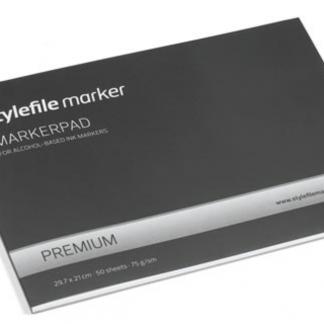 Premium Markerpad A4