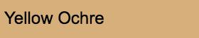 Stylefile Marker 118 Yellow Ochre