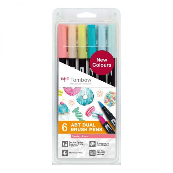 Tombow Set Candy