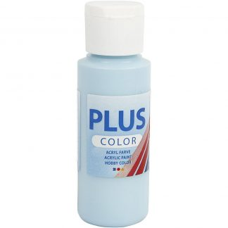 Plus Color Acrylverf Ice Blue 60 ml